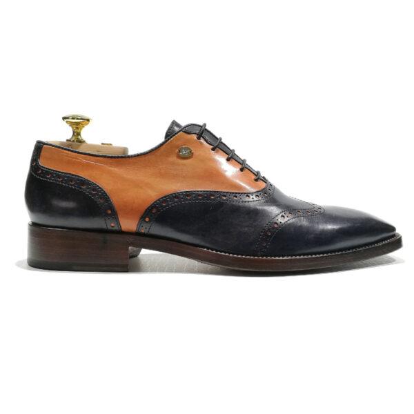 zanni-men-shoes-leather-shoes-handmade-luxury-shoes-riccione-black-orange