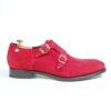 zanni-men-shoes-cefalù-handmade-handcrafted-bespoke-made-in-italy-italian-leather-monk-strap-suede-red-exclusive-prestige-fashion-style-scarpe-uomo-eleganti-artigiani-shop-on-line-luxury-buckles