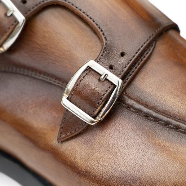 zanni-men-shoes-made-in-italy–buckles-italian-leather-handmade-barbara-zanni-designer-cefalù-cognac-color-new-york-united-states-fashion-style-scarpe-uomo-roma