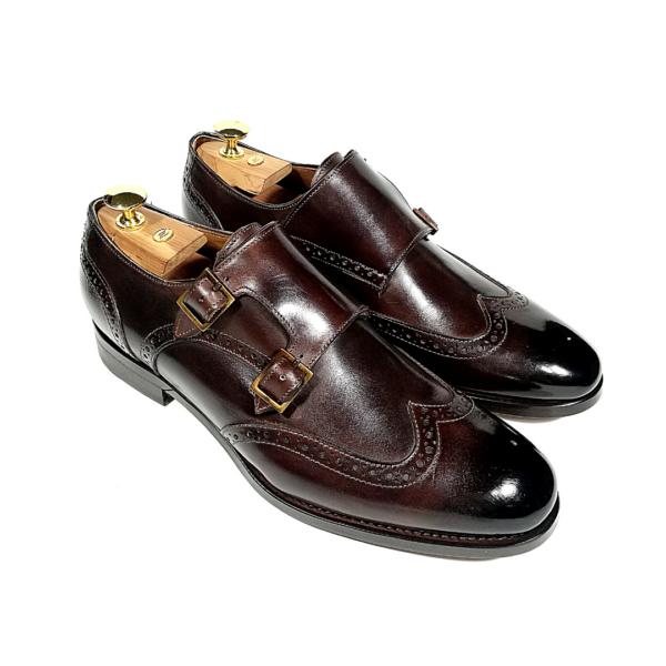 zanni-men-shoes-brown-color-double-buckles-sanremo-handmade-made-in-italy-scarpe-uomo-nero-eleganti-new-york-united-states-